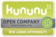 open company kununu logo
